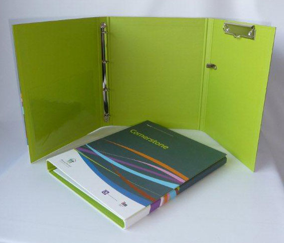tri fold paper over board folders ltd